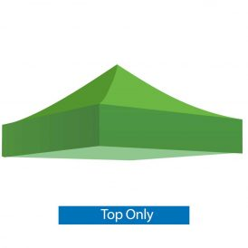 Casita Canopy Tent 5 ft. Stock Green Blank (Top Only)