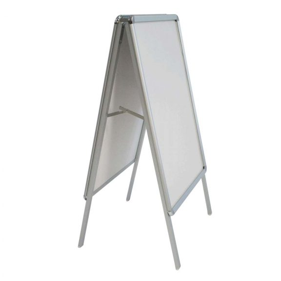 Aluminum Snap Frame Side View