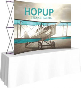 HopUp Curved 3x2 Front