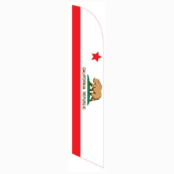 California State Feather Flag